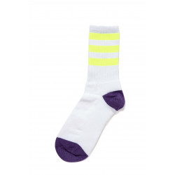 Zara Woman Socks Striped Leg