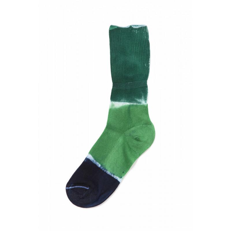 Aria Woman Hand Painted Socks