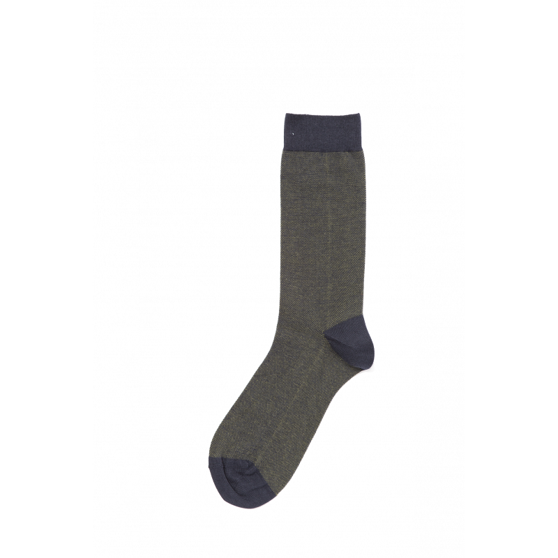 Puro Cashmere and Cotton Short Socks