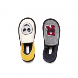 Smile Men's Slipper