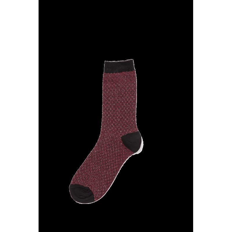 Mito Viscose and Cotton Short Socks