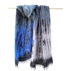 Lavinia Scarf hand painted