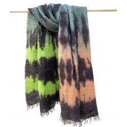Isabella Scarf hand painted
