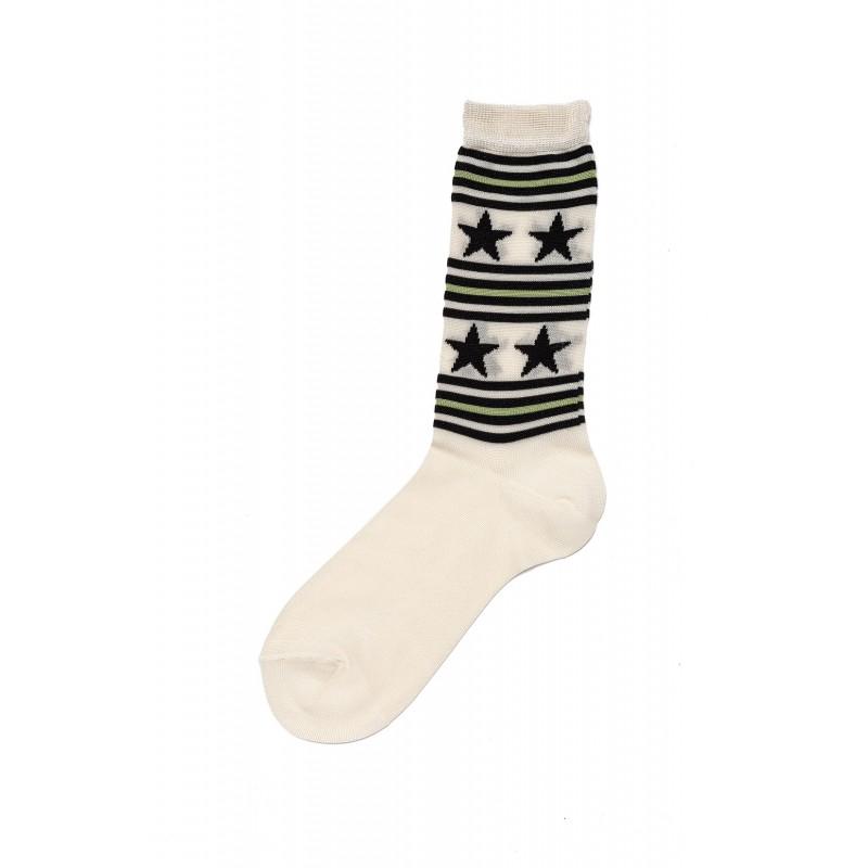 Febe Stars and Stripes Short Socks