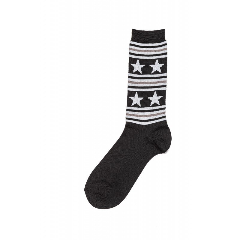 Febe Stars and Stripes Short Socks