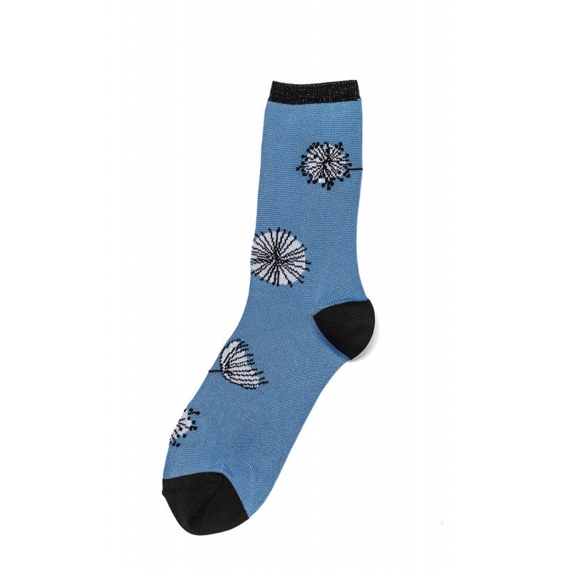 Armonia Short Fluffy Flowers Socks