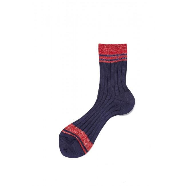 Armonia Short Socks Lurex Cuff