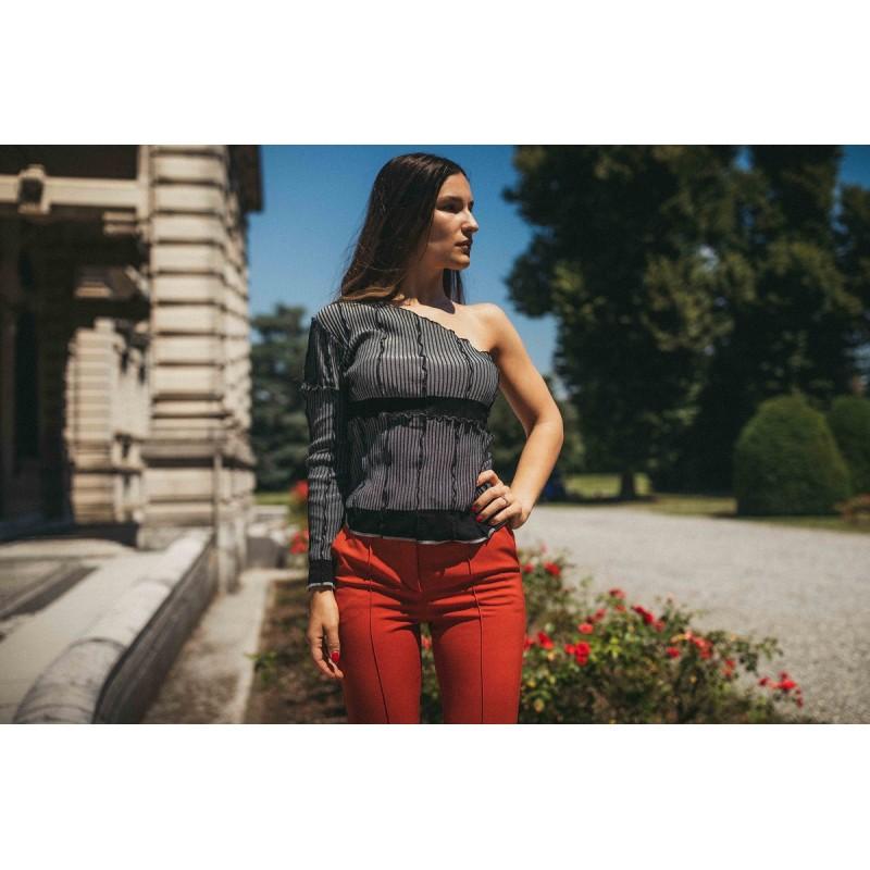 Athena Woman Cotton Shirt