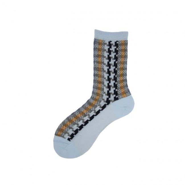 Short Socks with Pied de...