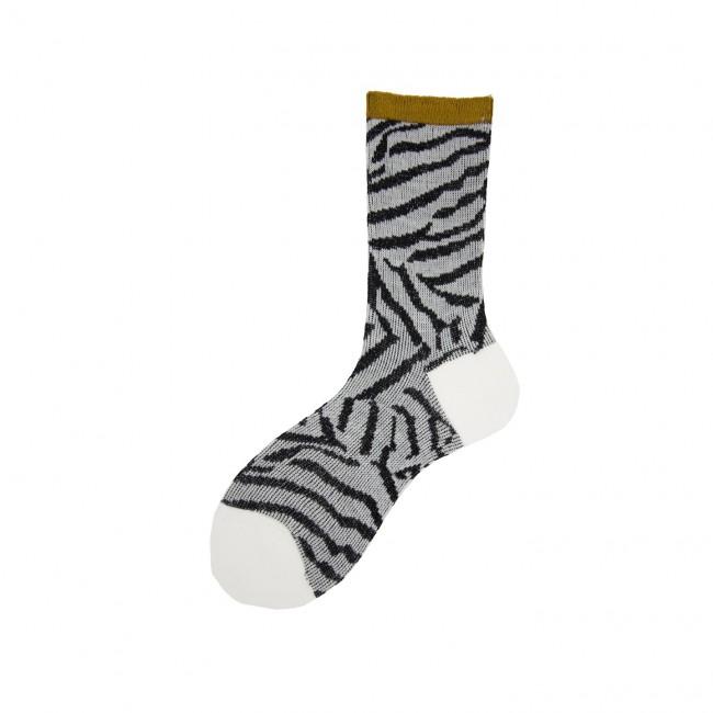 Short Socks with Lurex...