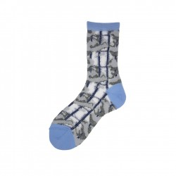 Short Socks with Camouflage...
