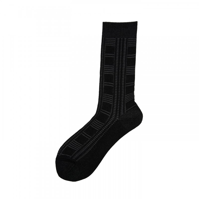 Short Socks with Manufacture in Cotton Bonnet