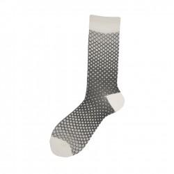 Kurze Socke aus Schurwolle...