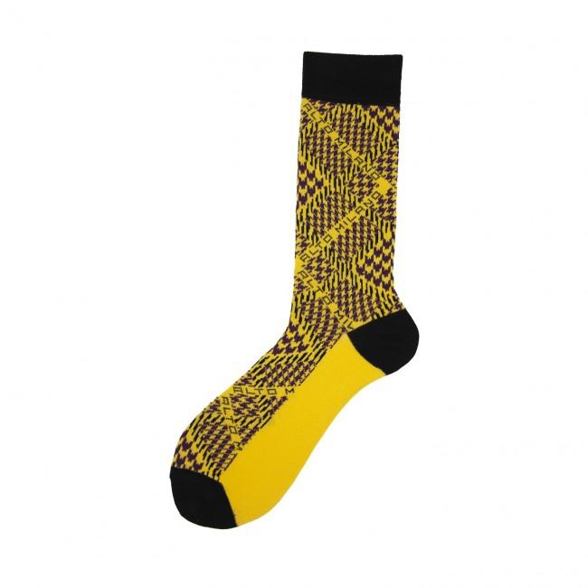 Short Socks with Logo in...