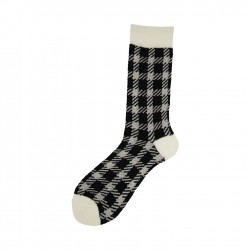 Short Socks with Check in...